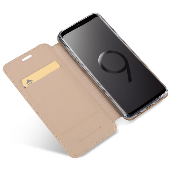 Vario Series - Samsung S9 Booktasche, sandgelb