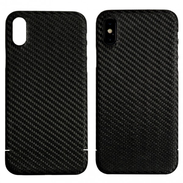 CarbonSeries Cover - iPhone X