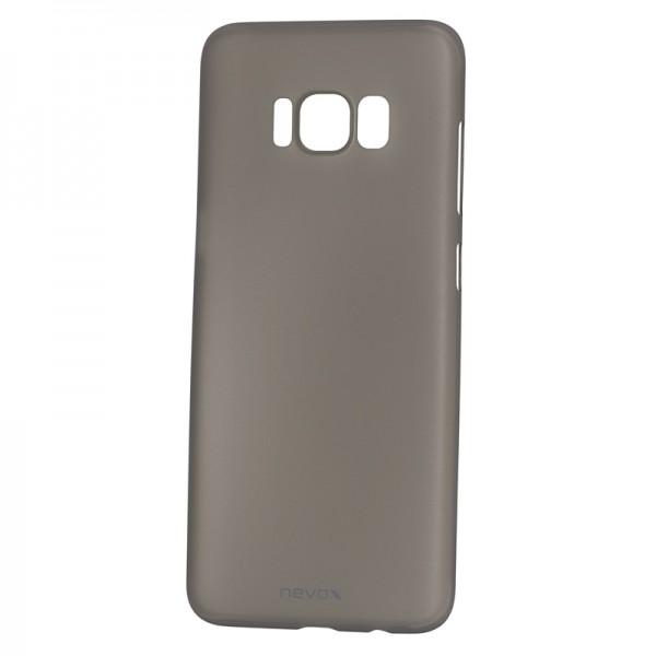 StyleShell Air - Samsung S8, schwarz-transparent