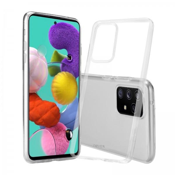 StyleShell Flex - Samsung A52 transparent
