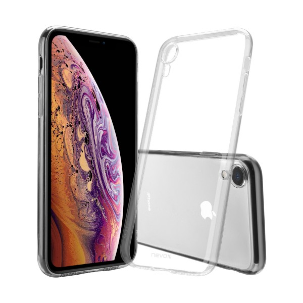 StyleShell Flex - iPhone XR, transparent
