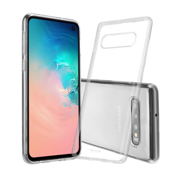 StyleShell Flex - Samsung S10, transparent