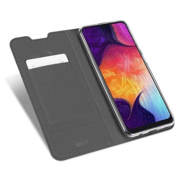 Vario Series - Samsung Galaxy A50, A50S, A30S Booktasche, basaltgrau