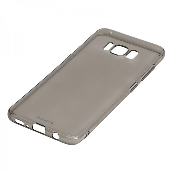 StyleShell Flex - Samsung S8, schwarz-transparent