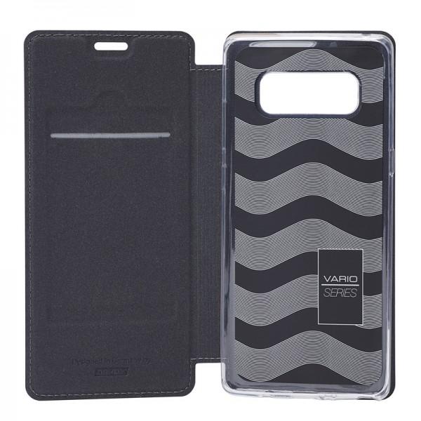 Vario Series - Samsung Note 8 Booktasche, basaltgrau