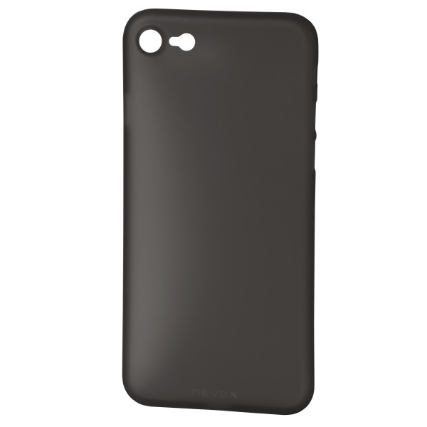 StyleShell Air - iPhone 8 / iPhone 7, schwarz-transparent