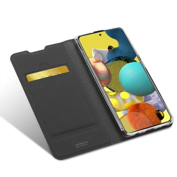 Vario Series - Samsung Galaxy A41 Booktasche, basaltgrau