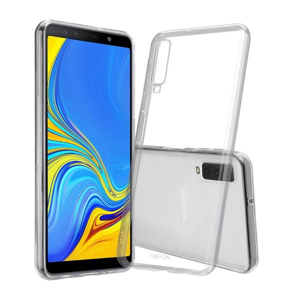StyleShell Flex - Samsung A7 (2018), transparent