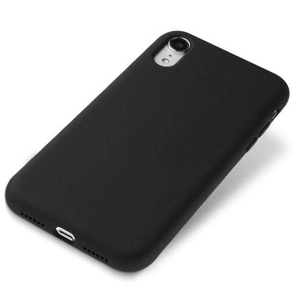 StyleShell Shock - iPhone XR , schwarz