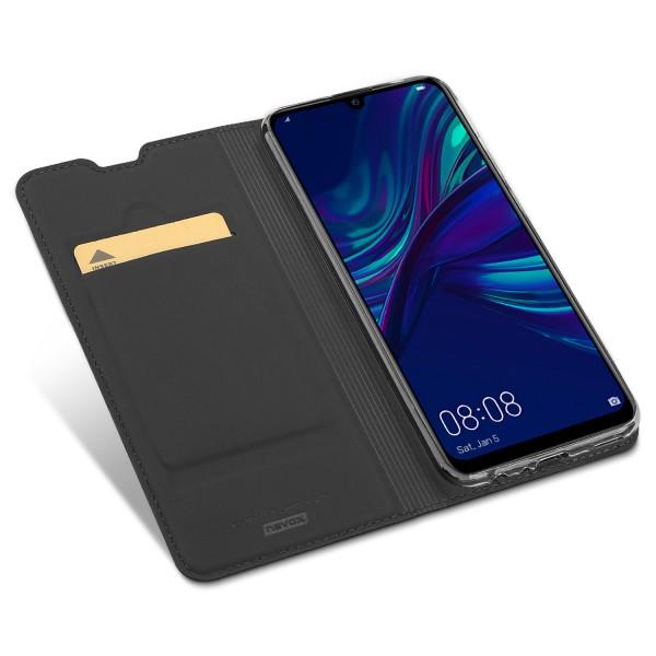 Vario Series - Huawei P Smart 2019 Booktasche, basaltgrau