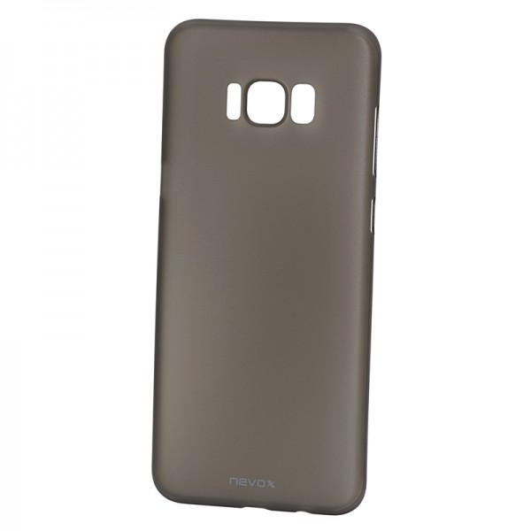 StyleShell Air - Samsung S8 Plus, schwarz-transparent