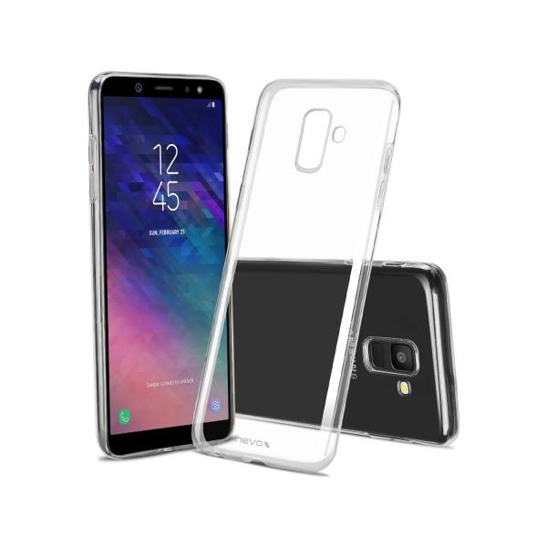 StyleShell Flex - Samsung A6, transparent