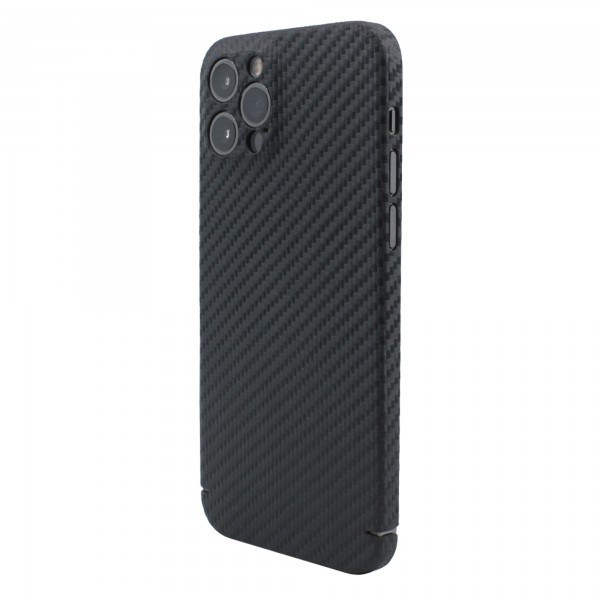 "CarbonSeries Cover - iPhone 12 Pro 6.1"" (MagSafe kompatibel)"