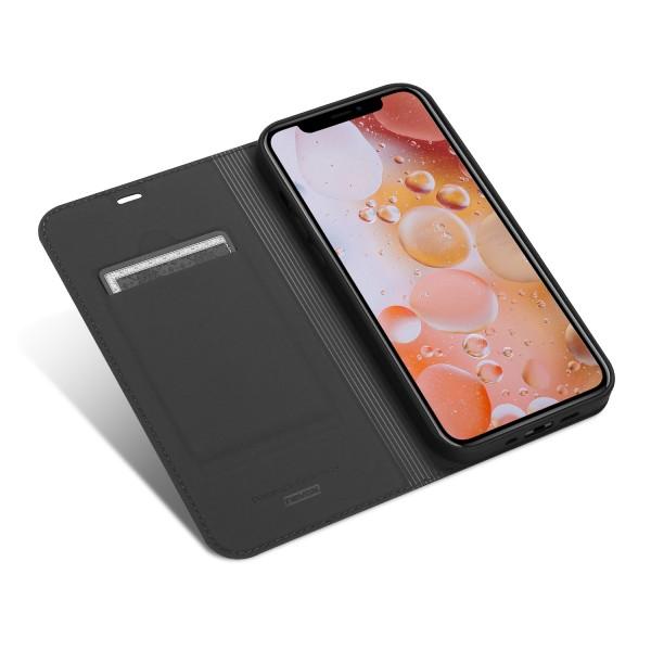 "Vario Series - iPhone 12 Mini 5.4"" Booktasche, basaltgrau"