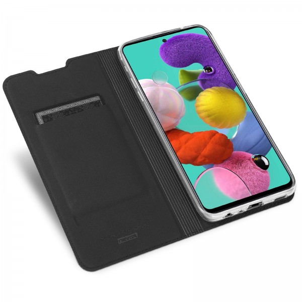 Vario Series - Samsung Galaxy A52 Booktasche, schwarz
