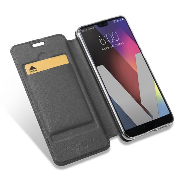 Vario Series - Huawei P20 Lite Booktasche, basaltgrau