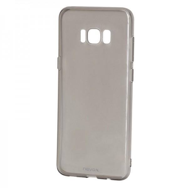 StyleShell Flex - Samsung S8 Plus, schwarz-transparent