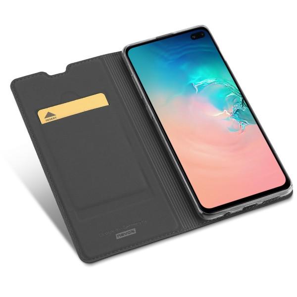 Vario Series - Samsung S10 Plus Booktasche, basaltgrau