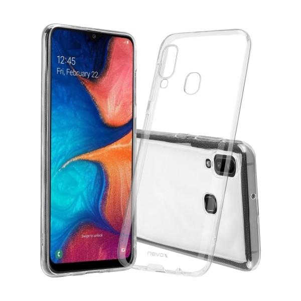 StyleShell Flex - Samsung A20e, transparent