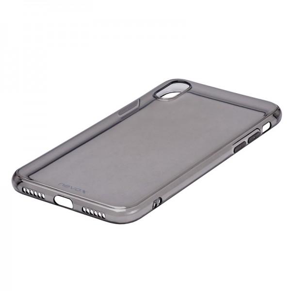 StyleShell Flex - iPhone X , schwarz-transparent