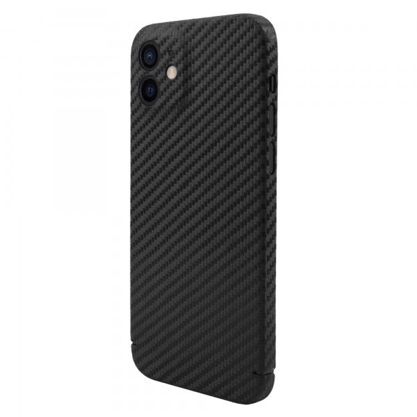 "CarbonSeries Cover - iPhone 12 6.1"" (MagSafe kompatibel)"