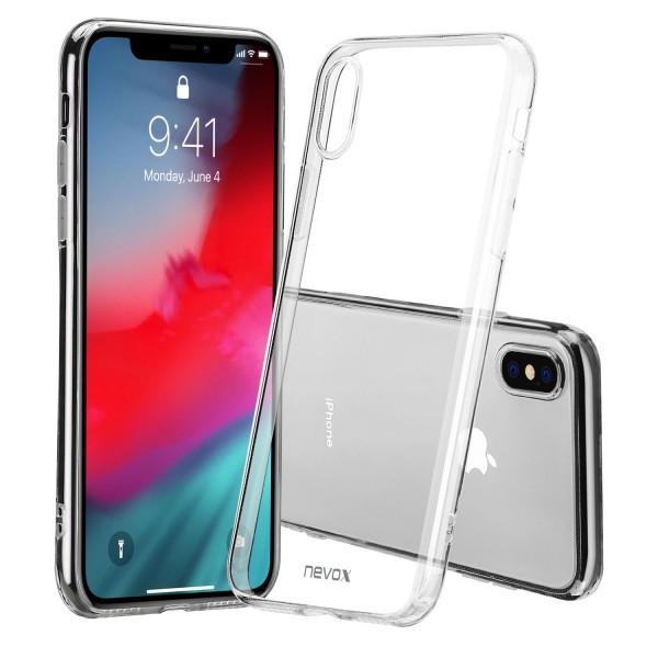 StyleShell Flex - iPhone XS MAX, transparent