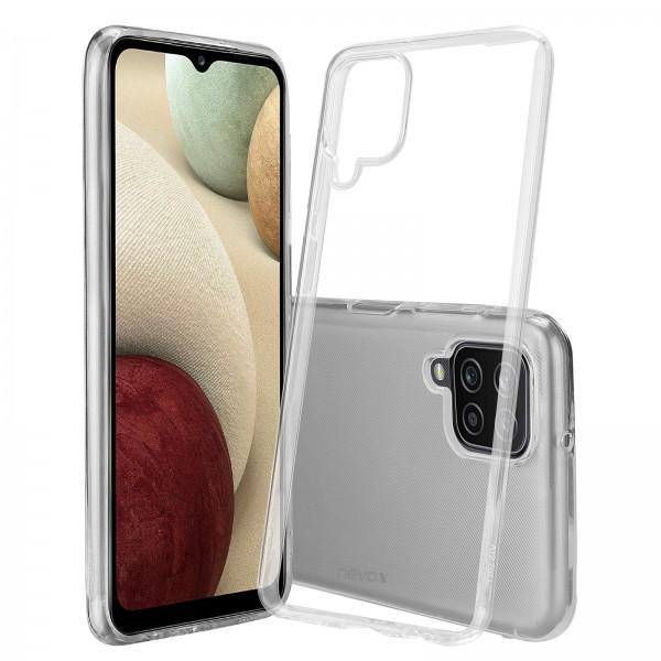 StyleShell Flex - Samsung Galaxy A12 transparent