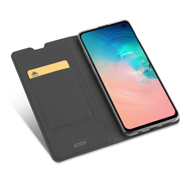 Vario Series - Samsung S10E Booktasche, basaltgrau