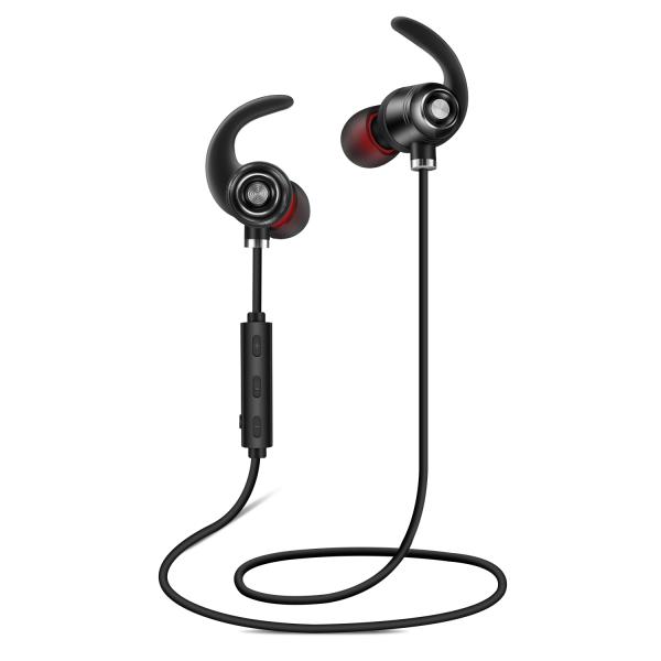 Sport Bluetooth Headset in-Ear AptX - IPX7 - schwarz