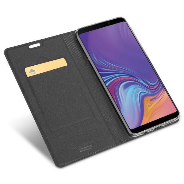 Vario Series - Samsung Galaxy A9 (2018) Booktasche, basaltgrau