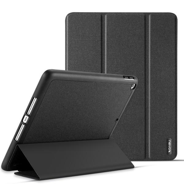 "Vario Series - iPad 10.2"" - 8. Generation (2020) / 7. Generation (2019) Booktasche, basaltgrau"