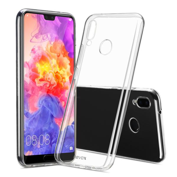 StyleShell Flex - Huawei P20 Lite, transparent