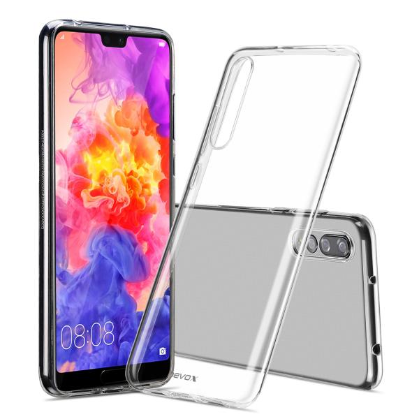 StyleShell Flex - Huawei P20 Pro, transparent