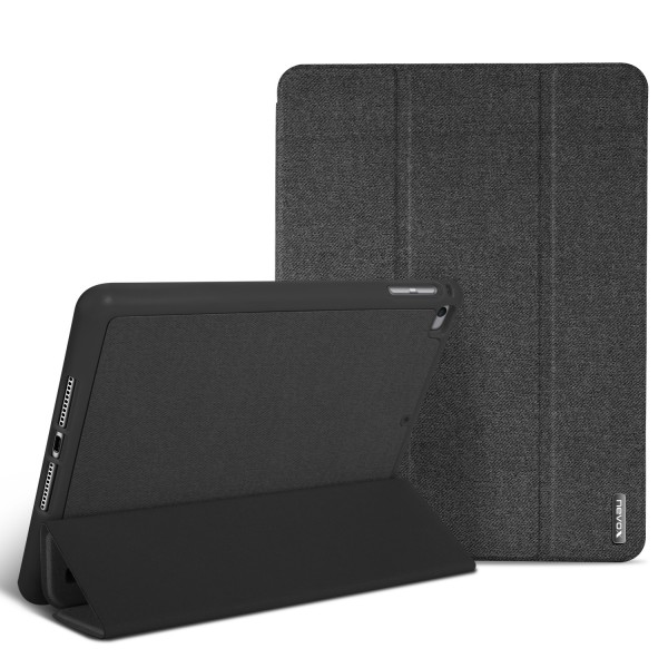 Vario Series - iPad Mini 5 / Mini 4 Booktasche, basaltgrau