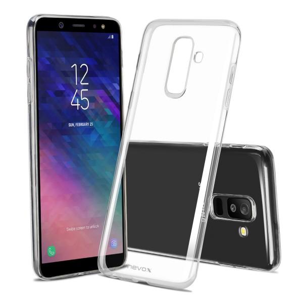 StyleShell Flex - Samsung A6 Plus, transparent