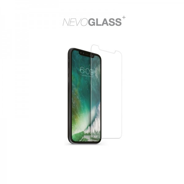 "NEVOGLASS - iPhone 12 Pro / iPhone 12 6.1"" tempered Glass ohne EASY APP"