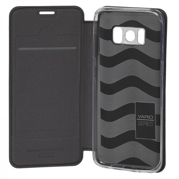 Vario Series - Samsung S8 Booktasche, basaltgrau