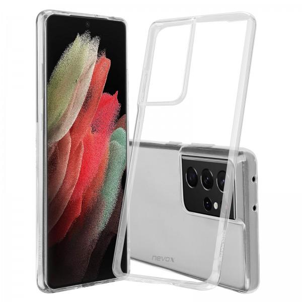 StyleShell Flex - Samsung Galaxy S21 Ultra, transparent