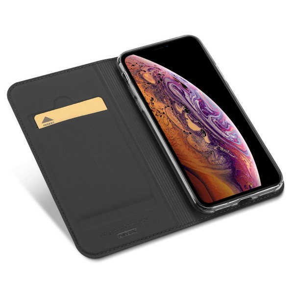 Vario Series - iPhone XS / X Booktasche, basaltgrau