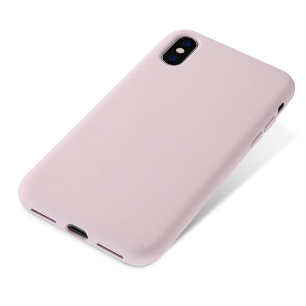 StyleShell Shock - iPhone XS / X , light pink