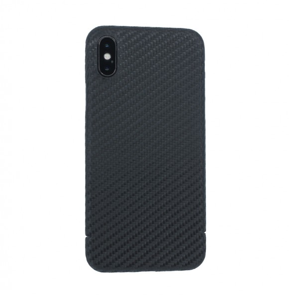 CarbonSeries Cover - iPhone XS Magnet series