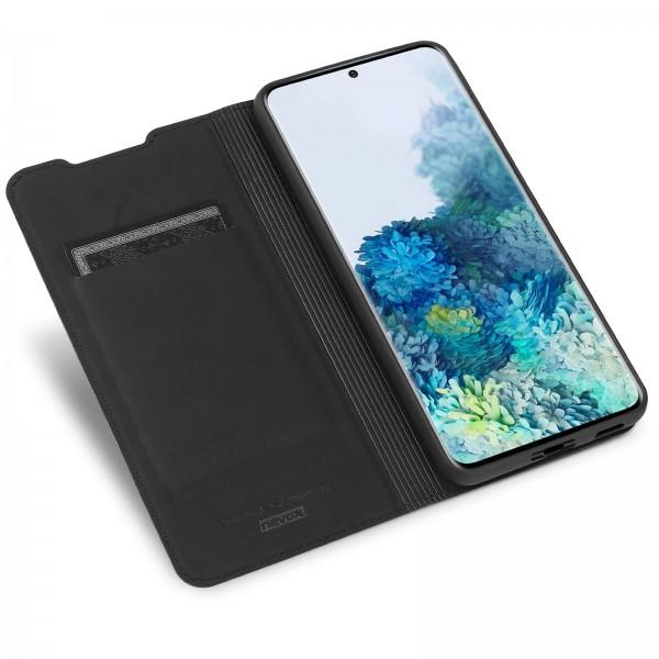 Vario Series - Samsung Galaxy S21 Booktasche, schwarz