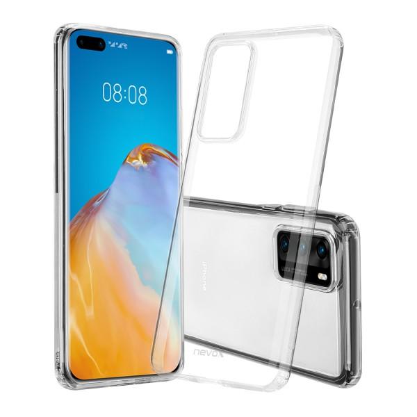 StyleShell Flex - Huawei P40, transparent