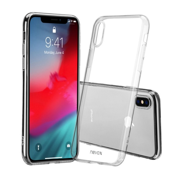 StyleShell Flex - iPhone XS / X , transparent