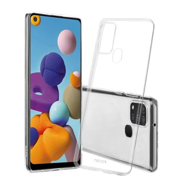 StyleShell Flex - Samsung A21s, transparent