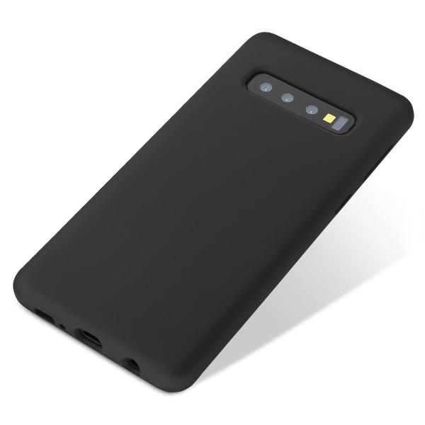 StyleShell Shock - Samsung S10, schwarz