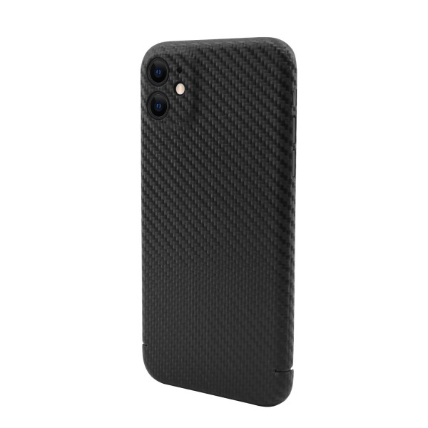 "CarbonSeries Cover - iPhone 11 - 6.1"" Magnet series"
