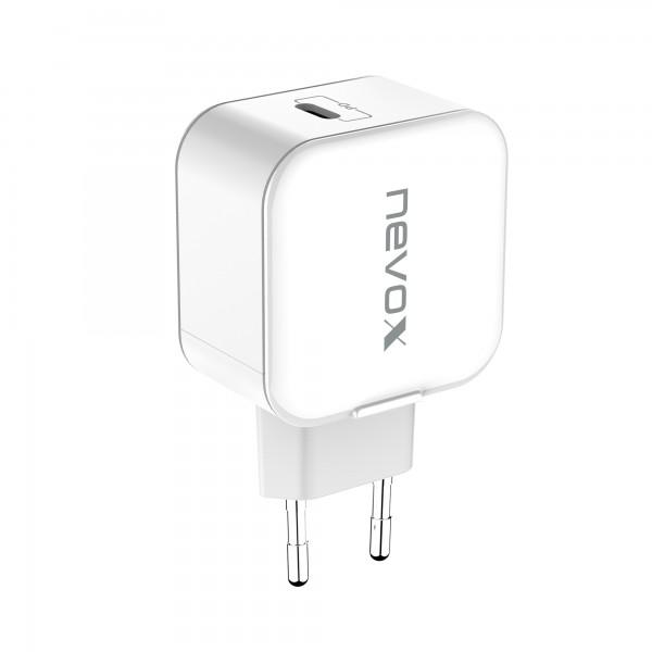 USB PD Type C Ladegerät 20Watt weiss