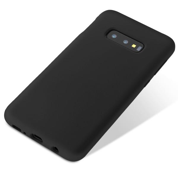StyleShell Shock - Samsung S10E, schwarz