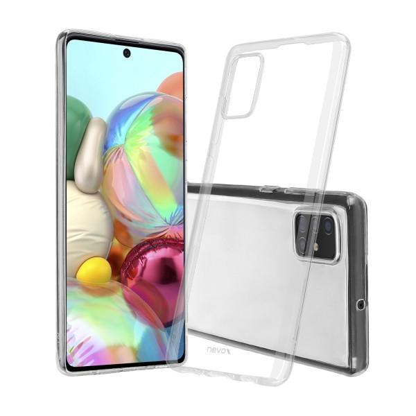StyleShell Flex - Samsung A42 5G, transparent